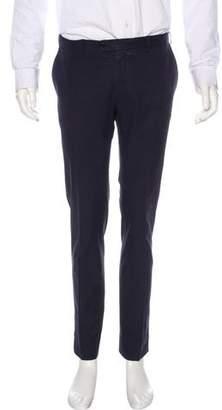 Lanvin Flat Front Pants