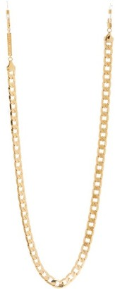 Frame Chain - Eyefash Gold Plated Glasses Chain - Womens - Yellow Gold