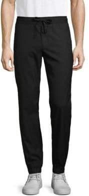 DKNY Classic Drawstring Jogger Pants