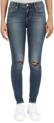 Articles of Society Sarah Skinny Distressed Denim Jeans