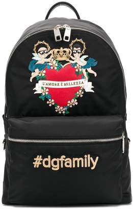 Dolce & Gabbana dgfamily backpack