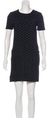 Marc by Marc Jacobs Dobby Knit Dress