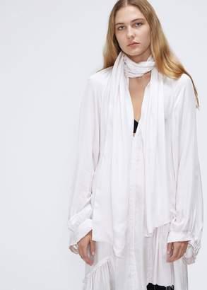 Ann Demeulemeester Long Sleeve Asymmetric Dress