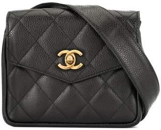 Chanel Pre-Owned CC logo bum bag