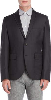 Peuterey Charcoal Suit Jacket