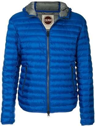 Colmar padded zipped jacket
