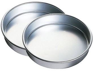 Wilton Performance Pans Aluminum Round Cake Pan Set, 2-Count, 9 in.