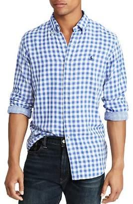 Polo Ralph Lauren Gingham Classic Fit Button-Down Shirt