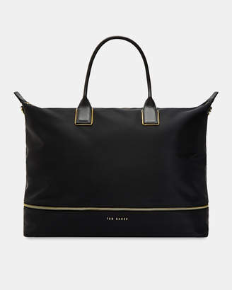 Ted Baker EMIIA Extendable nylon tote bag