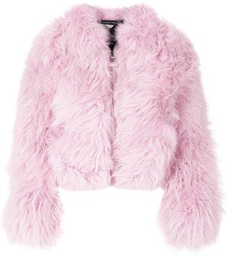 Charlotte Simone fluffy jacket