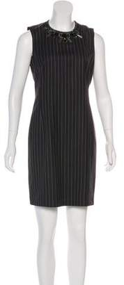 Ralph Lauren Black Label Sleeveless Wool Dress