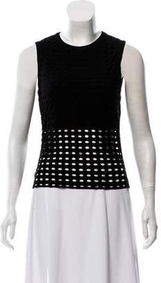 Alexander Wang Sleeveless Cut-Out Top