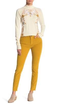 Free People Corduroy Skinny Jeans