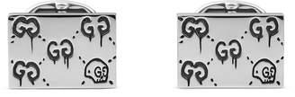 Gucci GucciGhost cufflinks in silver