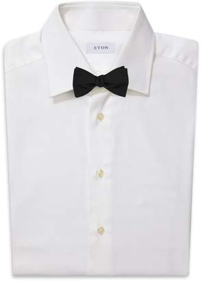 Eton Ready-Tied Grosgrain Bow Tie