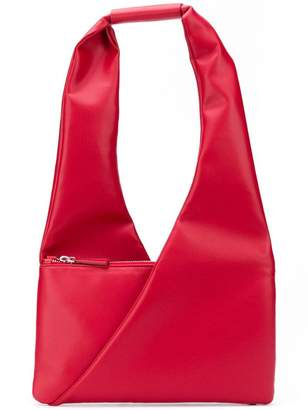 MM6 MAISON MARGIELA small Japanese shopper tote