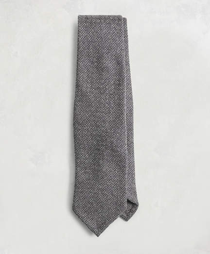 Brooks Brothers  Golden Fleece® Textured Wool Tie
