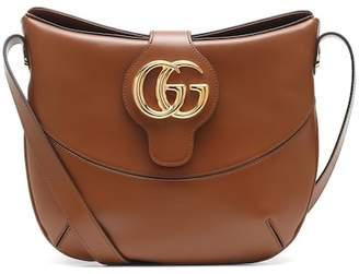 67ce209c20a Gucci Arli Medium leather shoulder bag