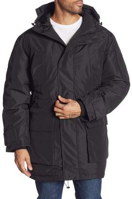 Wesc All Weather Insulated Hooded Parka