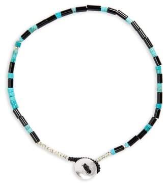 Mikia Stone Bead Bracelet