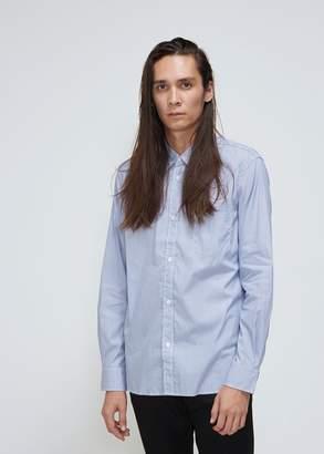 Comme des Garcons Homme Poplin Stripe Shirt
