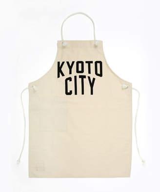 KYOTO CITY KYOTOCITYエプロン