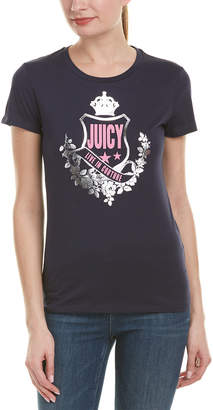 Juicy Couture Shield Crest Classic T-Shirt