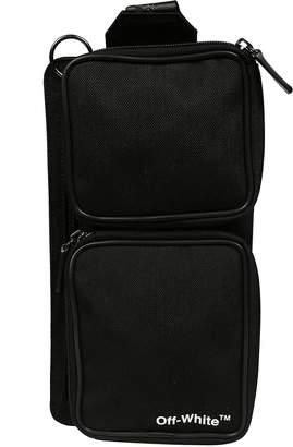 Off-White Off White Cordura Logo Print Belt Bag