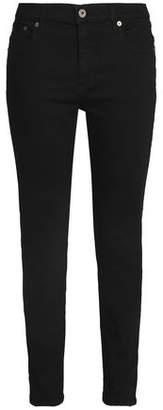 Roberto Cavalli (ロベルト カヴァリ) - Roberto Cavalli Mid-Rise Slim-Leg Jeans