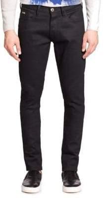 Emporio Armani Cuffed Jeans