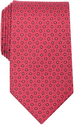 Perry Ellis Men's Taner Neat Silk Tie