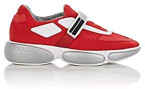 Prada Women's Cloudbust Mesh Sneakers - Red