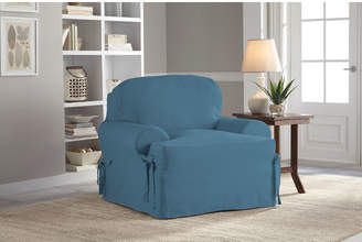 Serta T-Cushion Armchair Slipcover