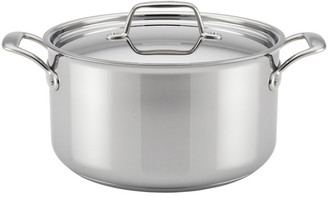 Breville 8Qt Thermo Pro Clad Stainless Steel Stockpot
