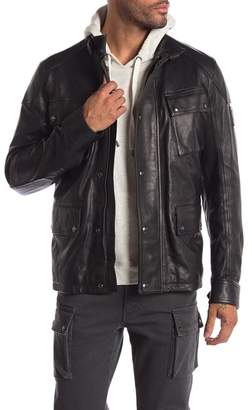 Belstaff Woodbridge Leather Jacket