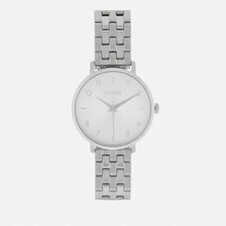 Nixon Women's The Arrow Watch - All Silver