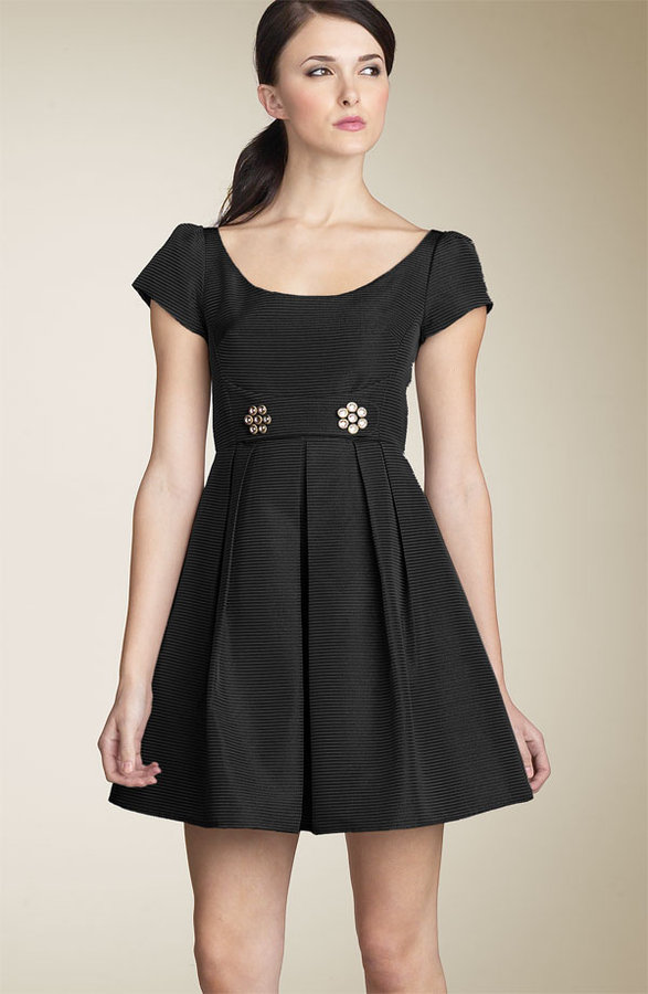 Nanette Lepore 'Epic' Ottoman Dress