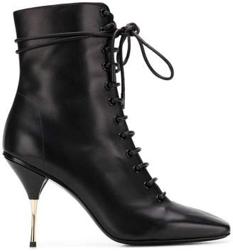 Petar Petrov lace-up ankle boots