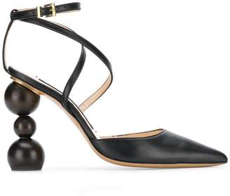 Jacquemus pointed toe pumps