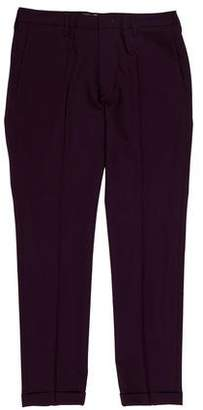 Paul Smith Wool Flat Front Pants