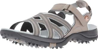 Foot Joy Women's Specialty Cleated Golf Sandals (7, )