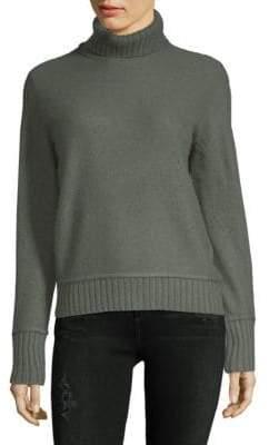 Vince Cashmere Turtleneck Sweater