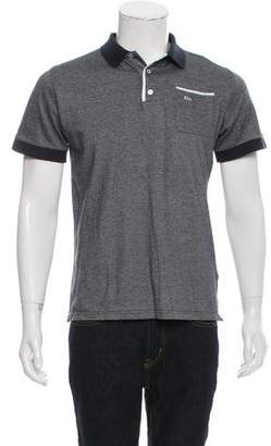 Surface to Air Logo-Embroidered Polo Shirt