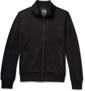 Y-3 (ワイスリー) - Y-3 - Logo-Print Loopback Jersey Track Jacket