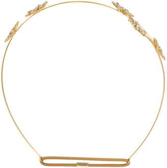 Jennifer Behr jewelled star hairband