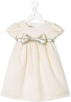 La Stupenderia bow detail dress