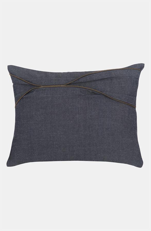 Blissliving Home Denim Pillow (Online Only)