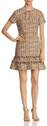 Tory Burch Mini Tweed Dress