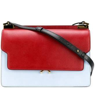Marni two-tone shoulder bag