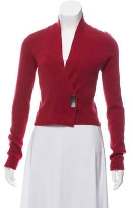 Brunello Cucinelli Rib Knit Cashmere Cardigan Rib Knit Cashmere Cardigan